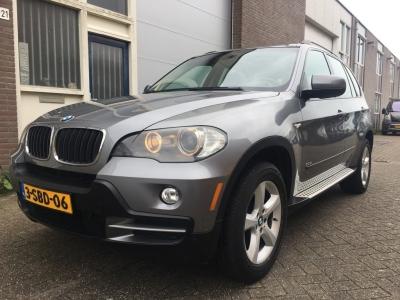 BMW X5 3.0si panoramadak, 7 pers, achteruitrij camera, navigatie