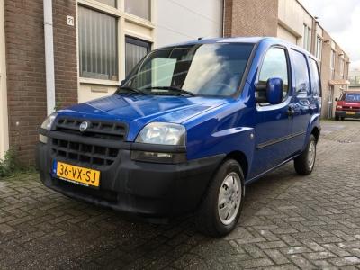Fiat Doblò Cargo 1.9D SX
