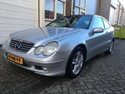 Mercedes-Benz C-Klasse Sportcoupe 200 K.