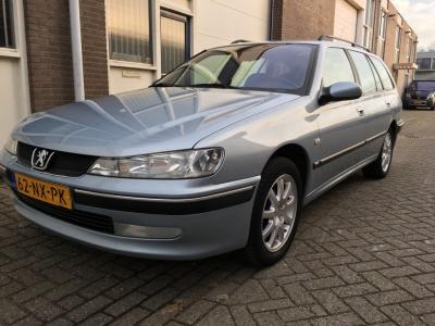 Peugeot 406 Break 1.8-16V XS