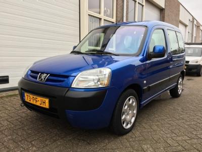 Peugeot Partner MPV 1.6-16V
