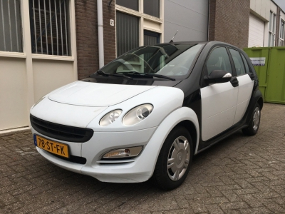 Smart Forfour 1.0 Spr.Ed. III