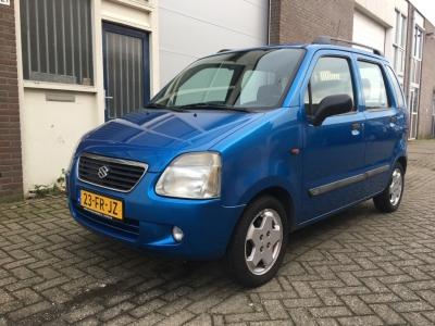Suzuki Wagon R+ 1.3 First Edition