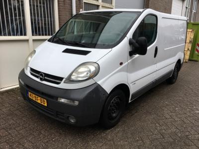 Opel Vivaro 1.9 DTI L1 H1