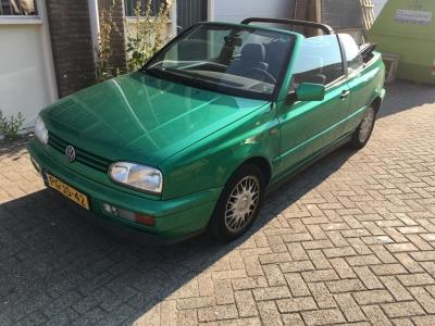 Volkswagen Golf Cabriolet 1.8