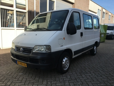 Fiat Ducato Panorama 9 persoons