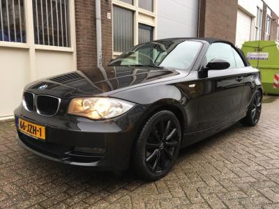 BMW 1 Serie Cabrio 120i High Executive
