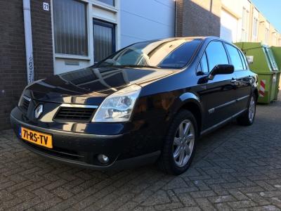 Renault Vel Satis 2.0 16V Exception
