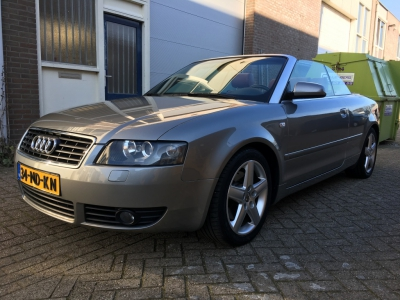 Audi A4 Cabriolet 2.4 V6 Exclusive