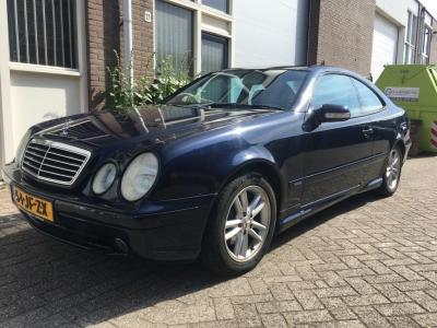 Mercedes-Benz CLK-Klasse Coupé 200 K. Elegance