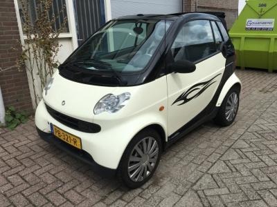 Smart Fortwo cabrio 0.7 pure