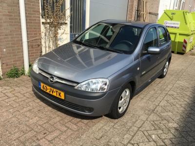 Opel Corsa 1.2-16V Eleg.Easytr.