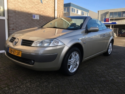 Renault Mégane Coupe cabriolet 2.0-16V Priv.Luxe