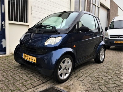 Smart Cabrio cabrio & pure