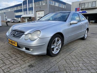 Mercedes-Benz C-Klasse Sportcoupe inruil koopje! 200 K.