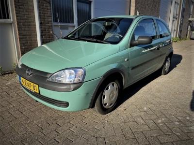 Opel Corsa 1.2-16V Comf. intro