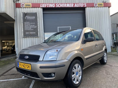 Ford Fusion 1.4-16V Trend