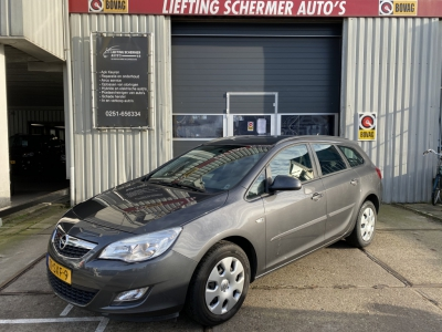 Opel Astra Sports Tourer 1.4 Turbo Bns. Edit.