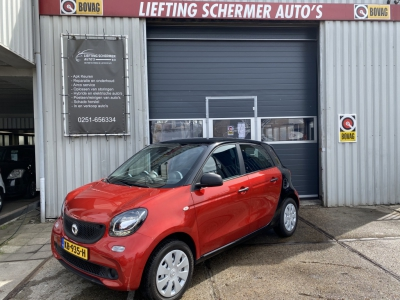 Smart Forfour 1.0 Turbo Pure