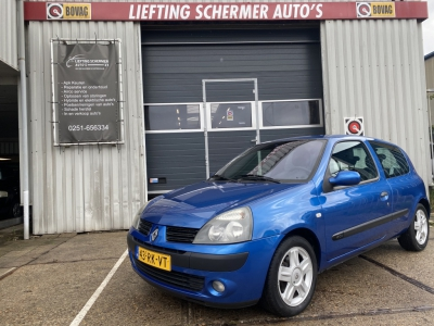 Renault Clio 1.5 dCi Dynam.Luxe