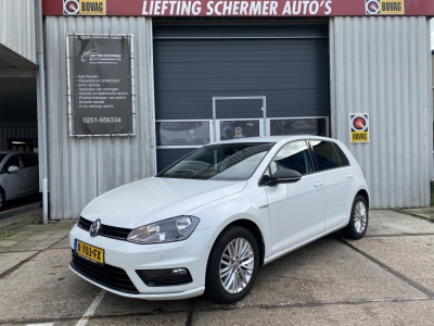 Volkswagen Golf 1.2 TSI CUP edition luxe